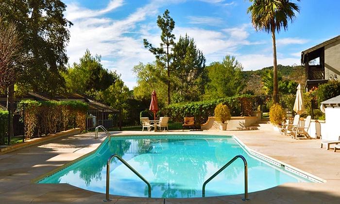 Romantic Resort near San Diego
