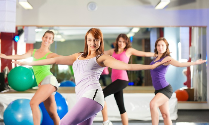 Zumba Fitness - North End: Five Zumba Classes from Zumba Fitness (44% Off)