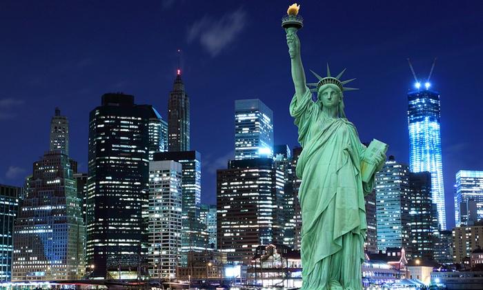 Séjour De Luxe à New York Groupon Voyages