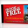 52% Off Book of Free Gift Certificates