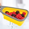 Art and Cook 3-Piece Collapsible Nesting Colander Set