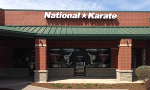 National Karate Schools of IL: $17 for One Month of Unlimited Martial Arts Classes Including Uniform at National Karate Schools of IL ($150 Value)