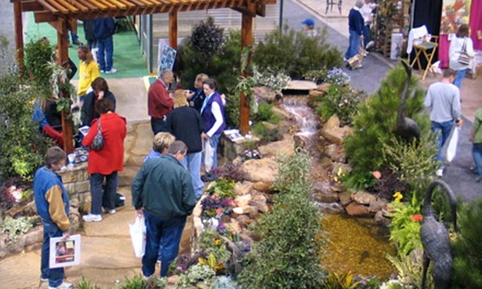 18th Annual Texas Home & Garden Show - Downtown: 18th Annual Texas Home & Garden Show One-Day Entry for Two or Four on September 21–22 (Up to Half Off)