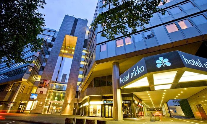 Ste hotel nikko d sseldorf in d sseldorf nrw groupon for Hotel dusseldorf mit schwimmbad