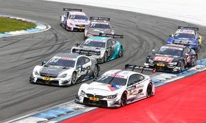 DTM  ITR: 2 Karten für ein DTM-Rennwochenende in Oschersleben, auf dem Nürburgring oder auf dem Hockenheimring ab 52 €