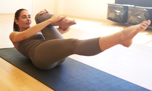Spring Studio: Up to 68% Off Group or Private Pilates at Spring Studio