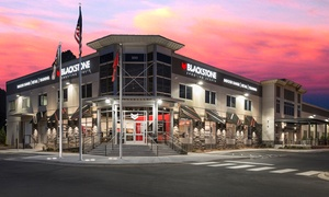 Blackstone Shooting Sports: $29 for All-Day Package with Gun Rental and Protective Gear at Blackstone Shooting Sports ($402.50 Value)