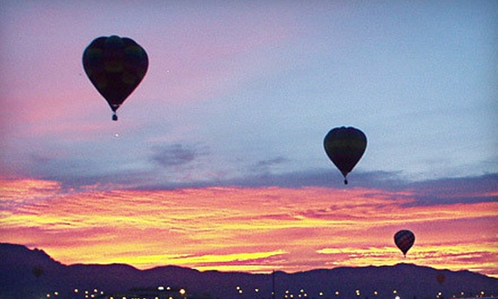 Breeze Balloons - Flower Mound: $329 for a Shared Hot Air Balloon Adventure for Two from Breeze Balloons in Flower Mound ($550 Value)