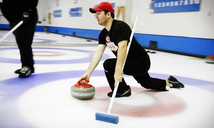 Las Vegas Curling - Spring Valley: Two-Session Learn to Curl Course for One, Two, or Four at Las Vegas Curling (Up to 64% Off)