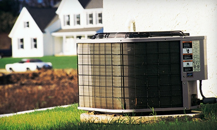 Innovative Heating & Cooling - Saskatoon: Air-Conditioner Cooling Inspection with Optional Heating Safety Inspection from Innovative Heating & Cooling (51% Off)