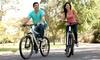 Up to 56% Off Bike Rentals