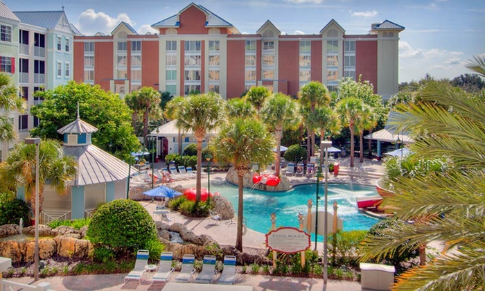 7-Night Resort Stay - Orlando, FL: 7-Night Stay at Your Choice of Three Orlando Resorts