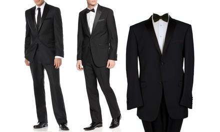 Fellini Mens 2-Piece Tuxedo Suit