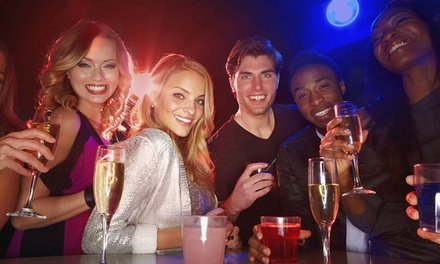 Food and Drink Party Package $185 or 20 People $249 at Somewhere Bar or St Kilda Branch Up to $1,000 Value