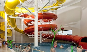 Renfrewshire Leisure: Family Swim Pass for £4.95 with Renfrewshire Leisure, Five Locations (58% Off)