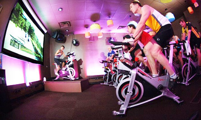 Cycledelic - Brighton: $59 for 10 Indoor Cycling Classes at Cycledelic ($140 Value)