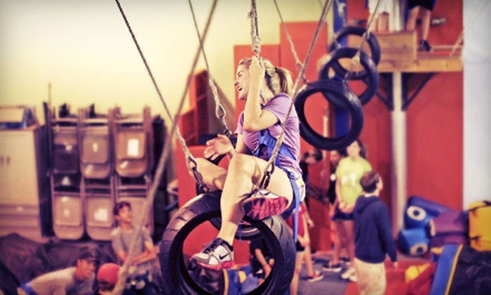 Group Dynamix - Southwest Carrollton: One Week of Youth Adventure Day Camp for One, Two, or Three at Group Dynamix (Up to 57% Off)