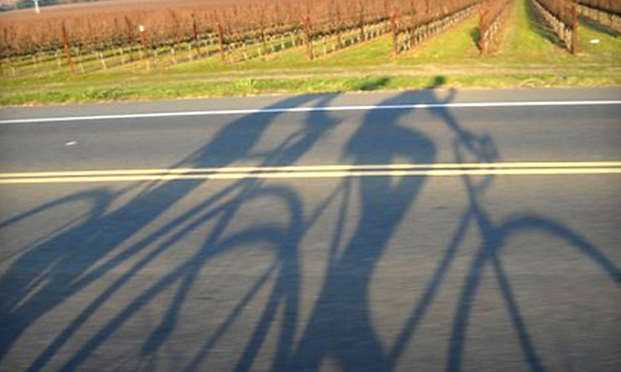 Wine Country Cyclery - Four Corners: $30 for a Bike-Rental Package for Two at Wine Country Cyclery in Sonoma ($60 Value)
