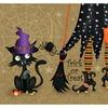 Halloween Indoor/Outdoor Doormat | Groupon Goods