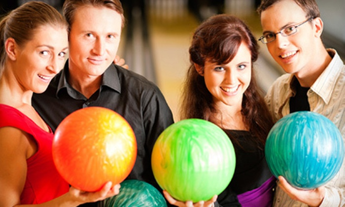 Baldwin Bowling Center - Milledgeville: Two-Hour Bowling Outing for Four or Six with Shoe Rental at Baldwin Bowling Center in Milledgeville (Up to 54% Off)