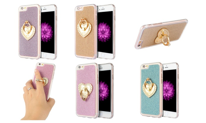 iphone 6 case ring stand