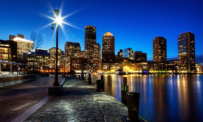 The Boston Night Tour - Downtown: Admission for Two or Four to Haunted Tours from The Boston Night Tour(Up to 55% Off)