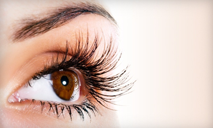 Wink - Skinsations: Full Set of Mink Eyelash Extensions with Optional Touchup Visit at Eyelashes by Cheryl in Walnut Creek (Up to 75% Off)