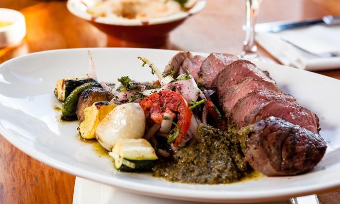 Lebanese Taverna - Bethesda: Lebanese Cuisine at Lebanese Taverna Restaurant in Bethesda (Up to 47% Off). Three Options Available.