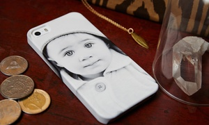 Xlebrate.com: Personalised Mobile Phone Cover: One, Two or Four from Xlebrate.com (23% Off)