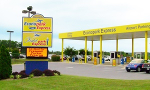 Up to 23% Off Airport Parking with Shuttle Service (BWI) at Econopark Express, plus 6.0% Cash Back from Ebates.