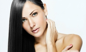 Hair by Mi: $129 for a Japanese Hair Straightening Treatment at Hair by Mi, Newtown (Up to $349 Value)