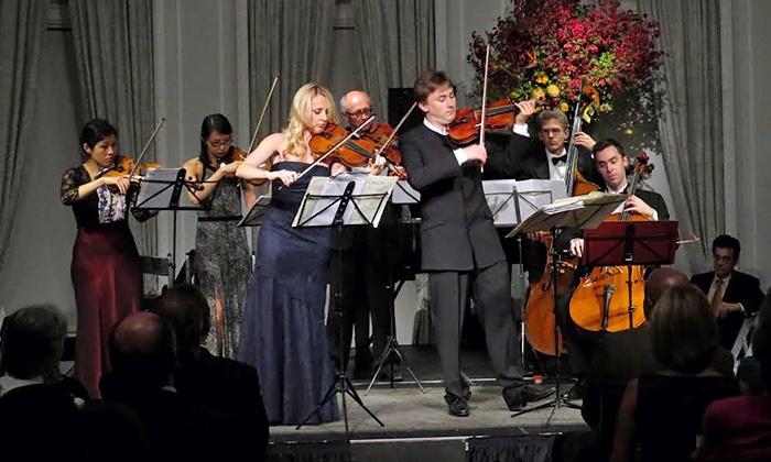 Music at the Institute Concert Series - Ukrainian Institute of America: Music at the Institute Concert Series on December 6, January 18, February 7, March 7, or April 4 (Up to 40% Off)