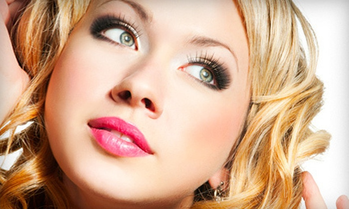 Goldielooks - Novato: $179 for Permanent Makeup Application on Upper Eyelids, Lower Eyelids, or Brows at Goldielooks ($800 Value)
