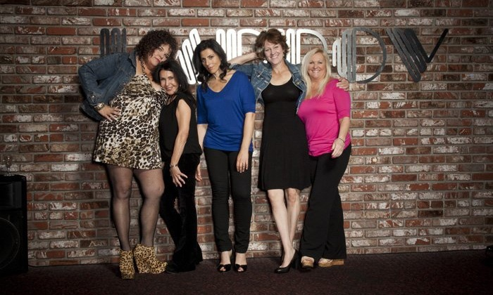 Funniest Housewives of Orange County - The Coach House: Funniest Housewives of Orange County for One or Four at The Coach House on Saturday, November 1 (Up to 60% Off)