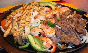Mayas Mexican Restaurant: $18 for $25 Worth of Mexican Food at Mayas Mexican Restaurant