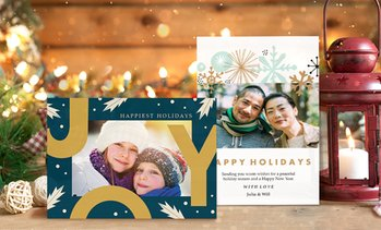 Up to 59% Off Custom Holiday Cards & Invites from Staples