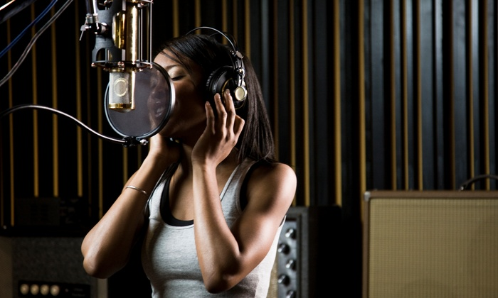 G50 Productions - Irvington: One Hour of In-Studio Recording from G50 Productions (45% Off)