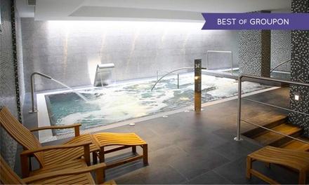 Ciudad Real: 1, 2 o 3 noches para dos con desayuno buffet, detalle y spa en Hotel & Spa Veracruz Plaza 4*