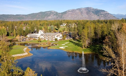 One-Night Stay for Two in an Inn Room, Valid SundayThursday. Up to Two Kids Stay Free. - Meadow Lake Resort in Columbia Falls