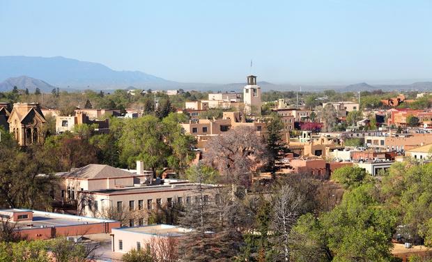 Alamo Car Rental Santa Fe New Mexico