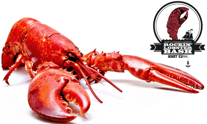 WXRT and Supreme Lobster's Rockin' Lobster Bash - Columbia Yacht Club: $85 for Lobster and Drinks at WXRT and Supreme Lobster's Rockin' Lobster Bash on August 11 at 6 p.m.
