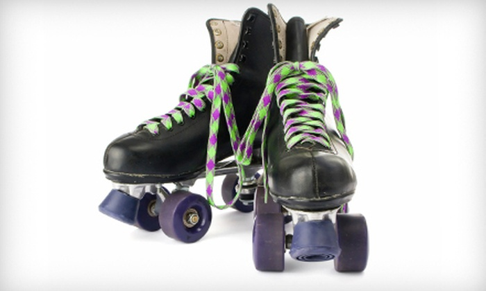 Lanham Skating Center - Lanham - Seabrook: Roller Skating with Skates and Snacks for Two or Four or a Birthday Package at Lanham Skating Center (Up to 70% Off)
