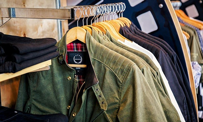BENRUS - Fox Point: Men's and Women's Premium Apparel from Benrus (50% Off). Two Options Available.