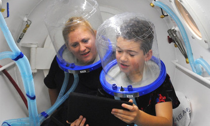 Hyperbaric Centers of Florida - City Of Zephyrhills: 5, 10, or 15 Hyperbaric Oxygen-Therapy Sessions at Hyperbaric Centers of Florida (Up to 79% Off)