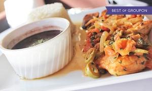 La Bella Havana: Cuban Cuisine at La Bella Havana (Up to 45% Off). Two Options Available.