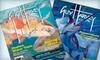 """Guy Harvey Magazine: $ 10 for One-Year Subscription to """"Guy Harvey Magazine"""" ($ 24.95 Value)"""