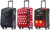 "Disney Soft & Hardside Spinner Luggage (21"" Carry-on, 28"")"