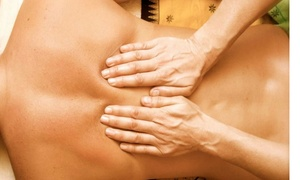 Touch of Grace Massage & Well-Spa: Up to 62% Off Deep Tissue Massage or Reflexogy at Touch of Grace Massage & Well-Spa