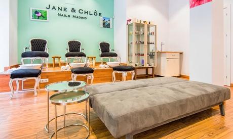 3 o 5 masajes a elegir entre diferentes disciplinas desde 34,95 € en Jane and Chlôe Nails