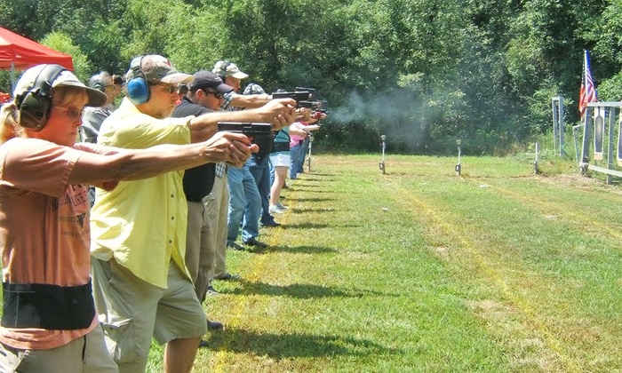 FTA Firearms Inc. - Multiple Locations: $50 for a Concealed-Handgun-Permit Course for One at FTA-Firearms Inc. ($125 Value)